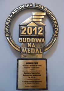 Budowa na medal 2012